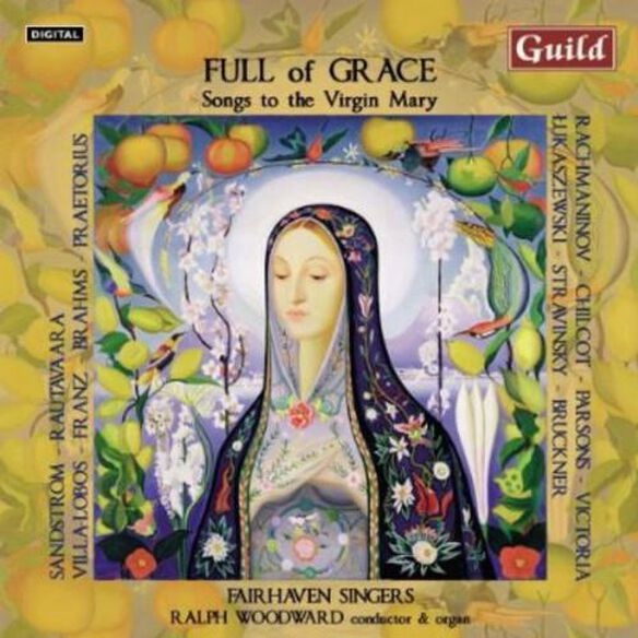 Full Of Grace Songs To The Virgin Mary