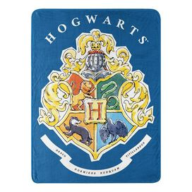 Harry Potter Whimsical Magic Hogwarts Crest