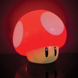 Super Mario Mushroom Light