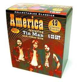 America - Collectables Classics [Box Set]