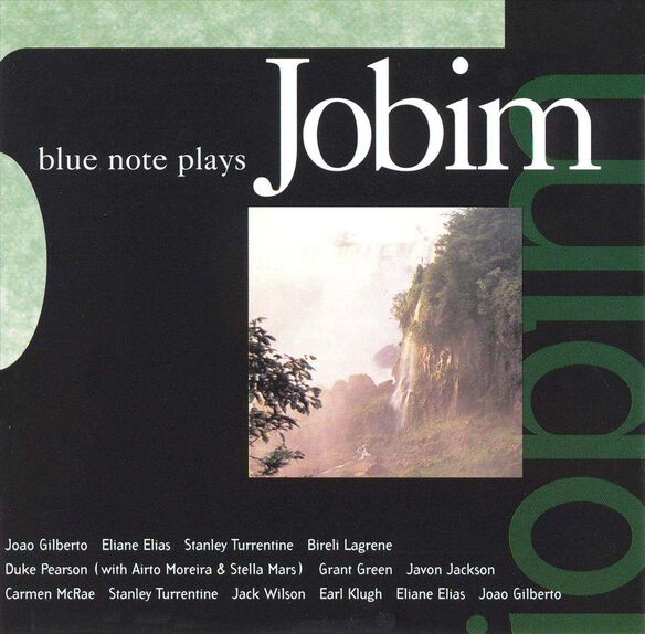 Blue Notes Plays Jobim396