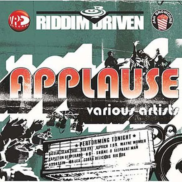 Riddim Driven Applause / Various (Uk)