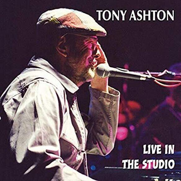 Tony Ashton - Live In The Studio