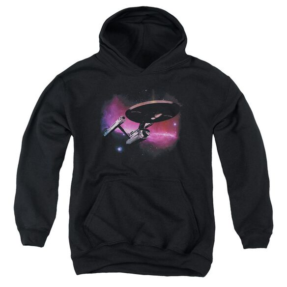 Star Trek Prime Directive Youth Pull Over Hoodie