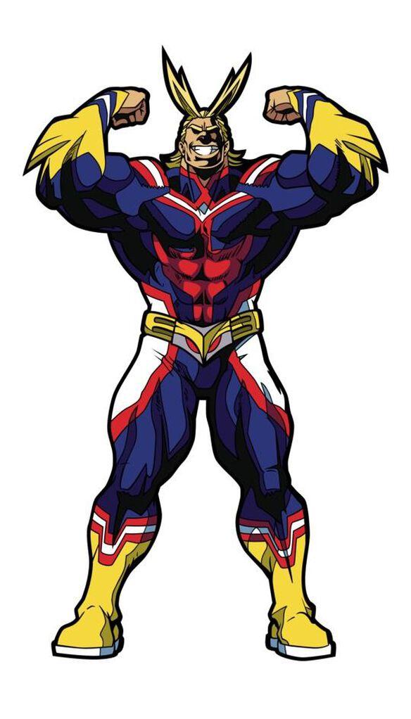 My Hero Academia - All Might, Flex FiGPiN