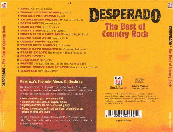Desperado:Best Of Country