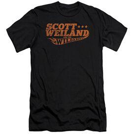 Scott Weiland Logo Short Sleeve Adult T-Shirt