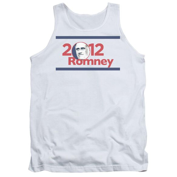 2012 Romney Adult Tank