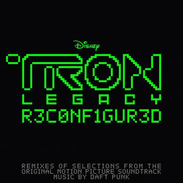 Tron: Legacy Reconfigured / O.S.T.