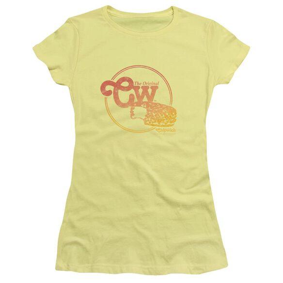 Chipwich The Og Short Sleeve Junior Sheer T-Shirt