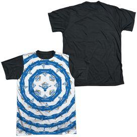 Castle You Crave Me Short Sleeve Adult Front Black Back T-Shirt