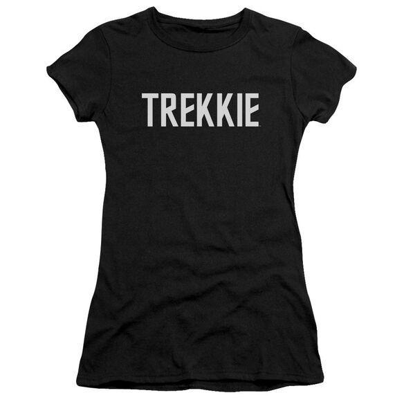 Star Trek Trekkie Premium Bella Junior Sheer Jersey