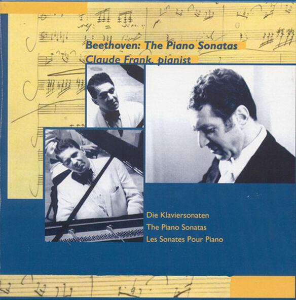 Claude Frank - Complete Piano Sonatas