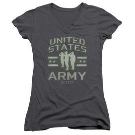 Army United States Army Junior V Neck T-Shirt