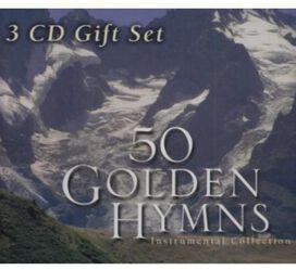 Various Artists - 50 Golden Hymns Instrumental Collection