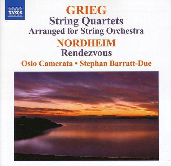 String Quartets Arr For String Orch / Rendezvous