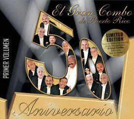 El Gran Combo de Puerto Rico - 50 Aniversario, Vol. 1