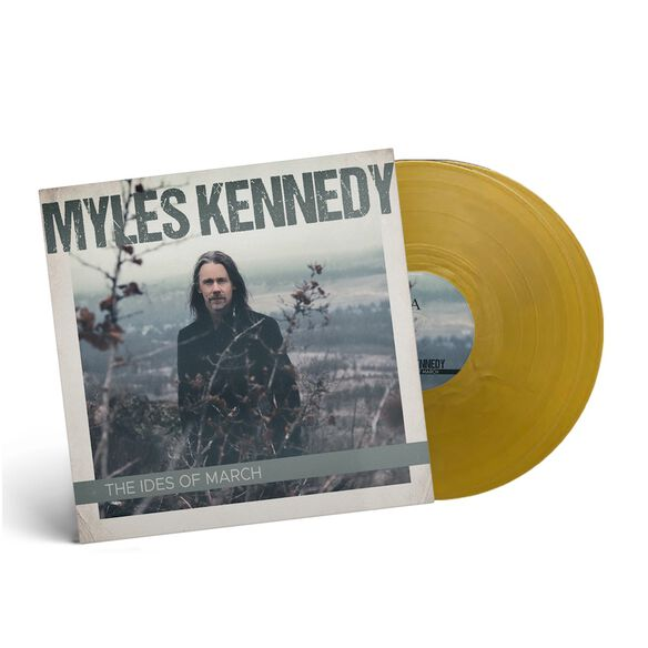 Myles Kennedy - Ides Of March (Exclusive Gold Vinyl)
