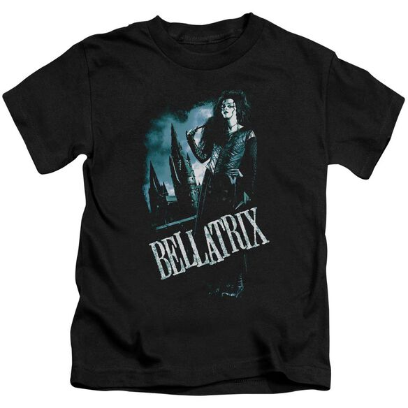Harry Potter Bellatrix Full Body Short Sleeve Juvenile T-Shirt