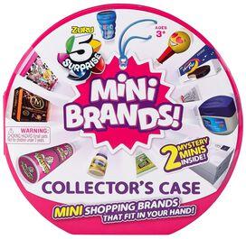 Zuru 5 Surprise Mini Brands! - Collector Case