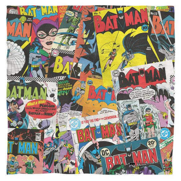 Batman Fan Bandana