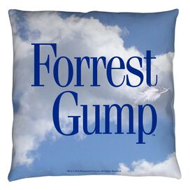 Forrest Gump Feather Throw