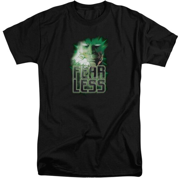 Green Lantern Fearless Short Sleeve Adult Tall T-Shirt