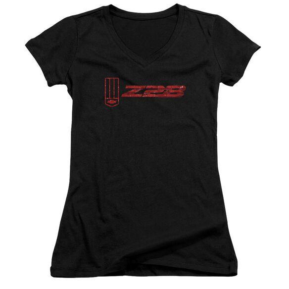 Chevrolet The Z28 Junior V Neck T-Shirt