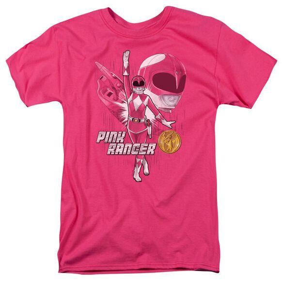 Power Rangers Ranger Short Sleeve Adult Hot T-Shirt