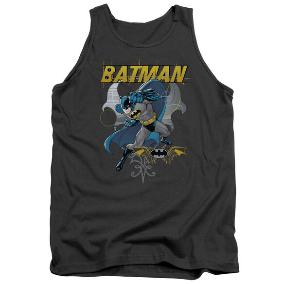 Batman Urban Gothic Adult Tank