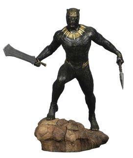 Diamond Select Toys: Marvel Gallery Black Panther Movie Killmonger PVC Statue