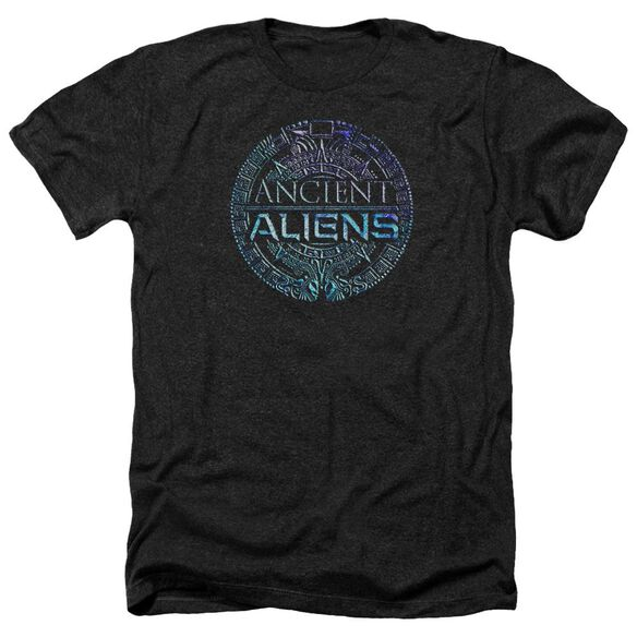 Ancient Aliens Symbol Logo Adult Heather