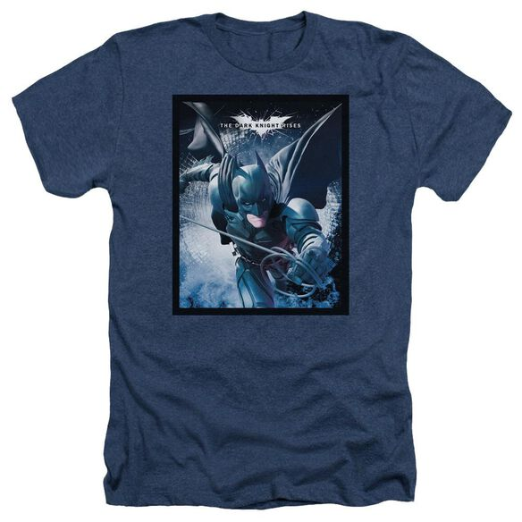 Dark Knight Rises Swing Into Action Adult Heather