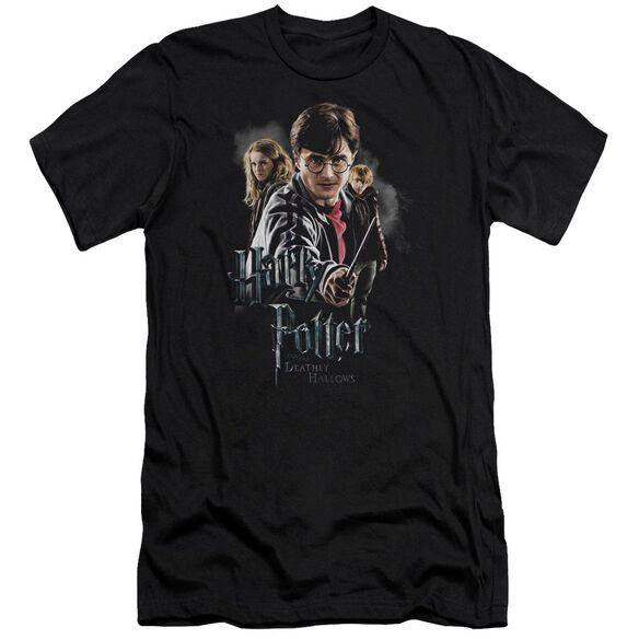 Harry Potter Deathly Hollows Cast Hbo Short Sleeve Adult T-Shirt