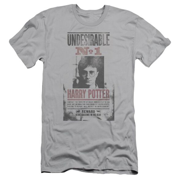 Harry Potter Undesirable No1 Distressed Hbo Short Sleeve Adult T-Shirt