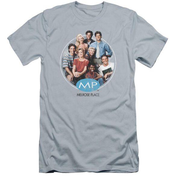 Mp Season 1 Original Cast Premuim Canvas Adult Slim Fit Light