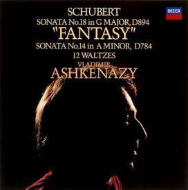 Schubert/ Vladimir Ashkenazy - Schubert: Piano Sonatas 18 & 14