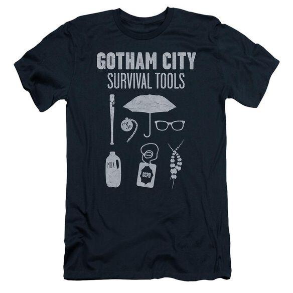 Gotham Survival Tools Short Sleeve Adult T-Shirt