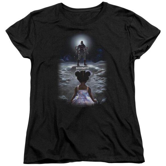 Valiant Divinity Child Short Sleeve Womens Tee T-Shirt
