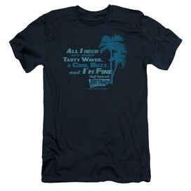 FAST TIMES RIDGEMONT HIGH ALL I NEED - S/S ADULT 30/1 - NAVY - XL T-Shirt