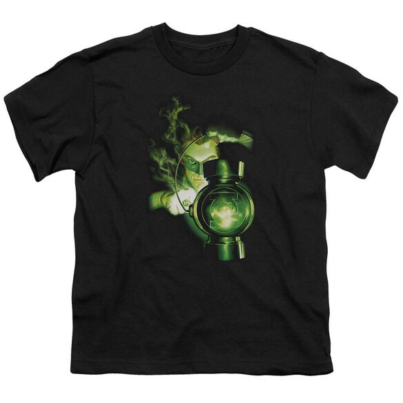 Green Lantern Lantern Light Short Sleeve Youth T-Shirt