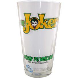 Joker Laugh Glass