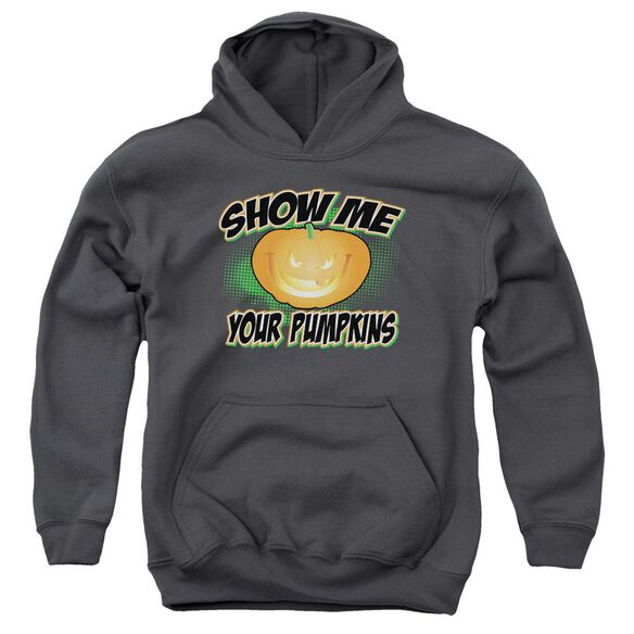 Show Me Youth Pull Over Hoodie