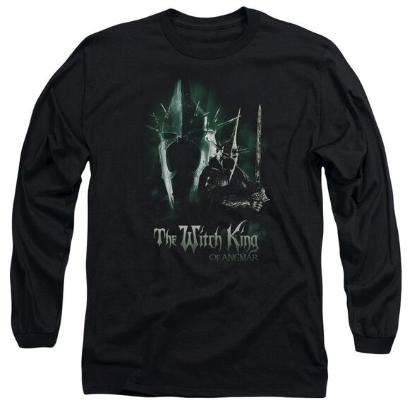 Lor Witch King Long Sleeve Adult T-Shirt