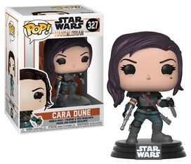 Funko Pop!: The Mandalorian - Cara Dune