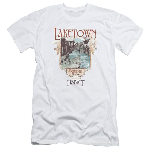 Hobbitlaketown Short Sleeve Adult T-Shirt