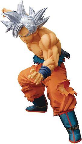 Dragon Ball Super - Maximatic Ultra Instinct Goku PVC Figure