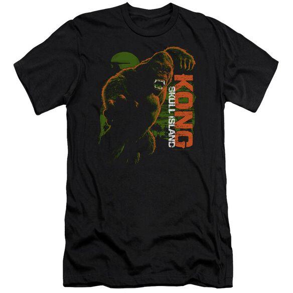 Kong Skull Island Attack Mode Hbo Short Sleeve Adult T-Shirt