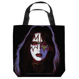 Kiss Space Ace Tote Bag
