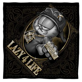 Garfield Lazy For Life Bandana